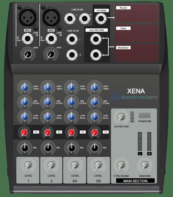 ConsoleSelect_Xena_SoundcheckPro