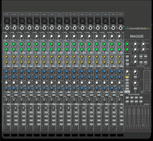 SoundcheckPro Maggie New UI